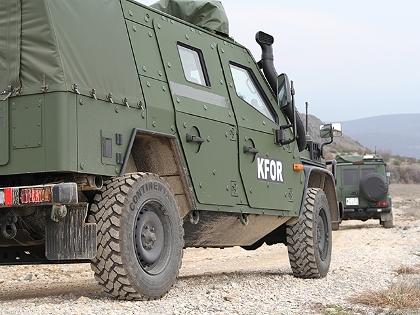 2014-12-15_KFOR_im_Kosovo_Bundeswehr