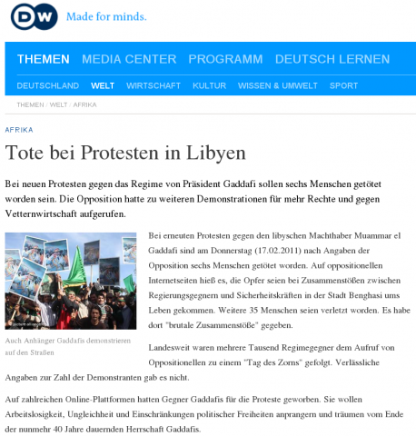 2011-02-19_Libyen_TagDesZorns_DeutscheWelle