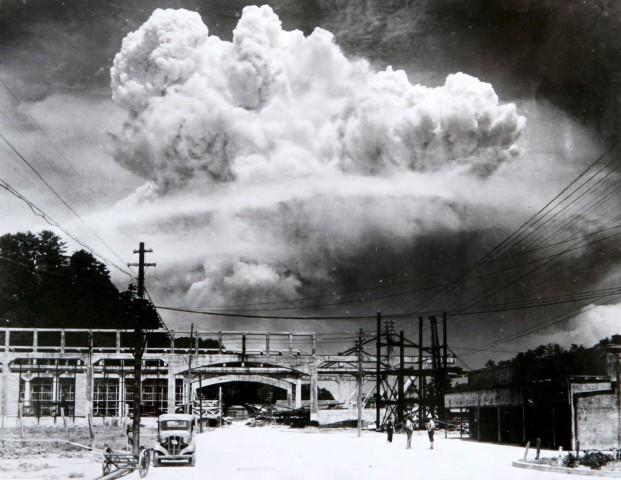 Atomic bombings of Hiroshima and Nagasaki - 65th Anniversary