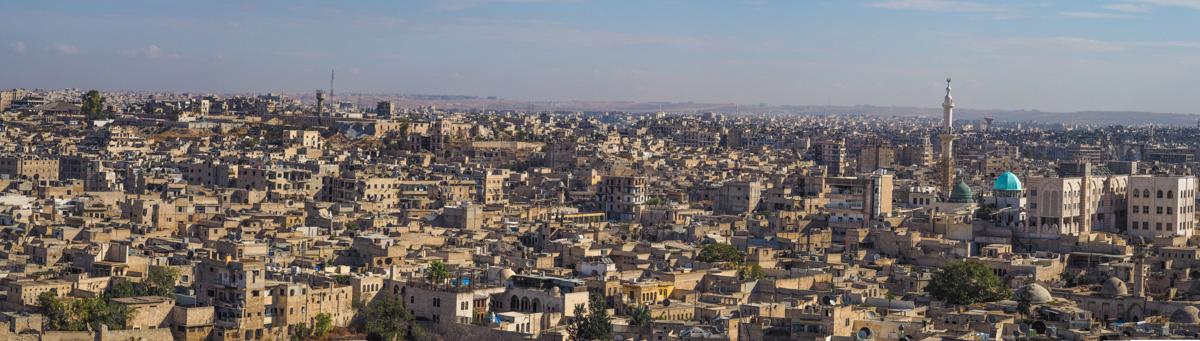 Syrien Urlaub Gefährlich