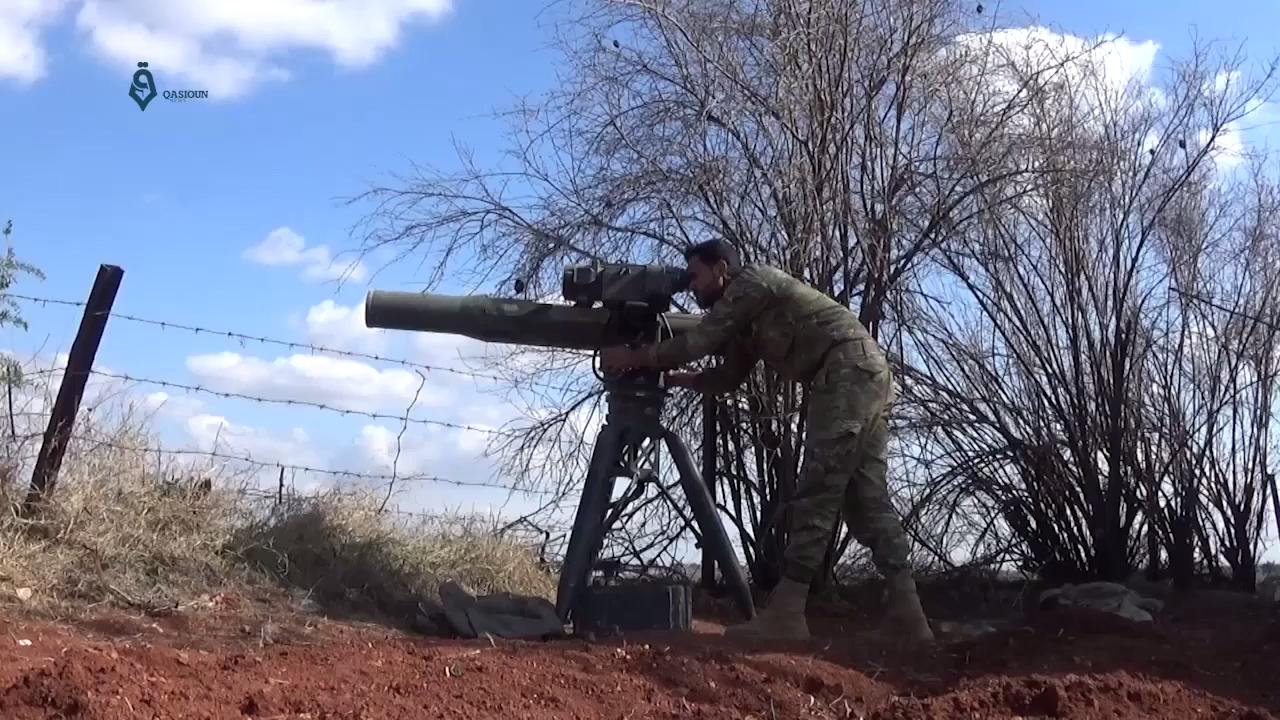 TOW-antitank-missile