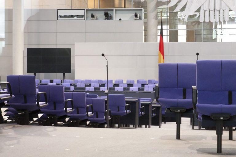 Bundestag, Regierung, Parlament
